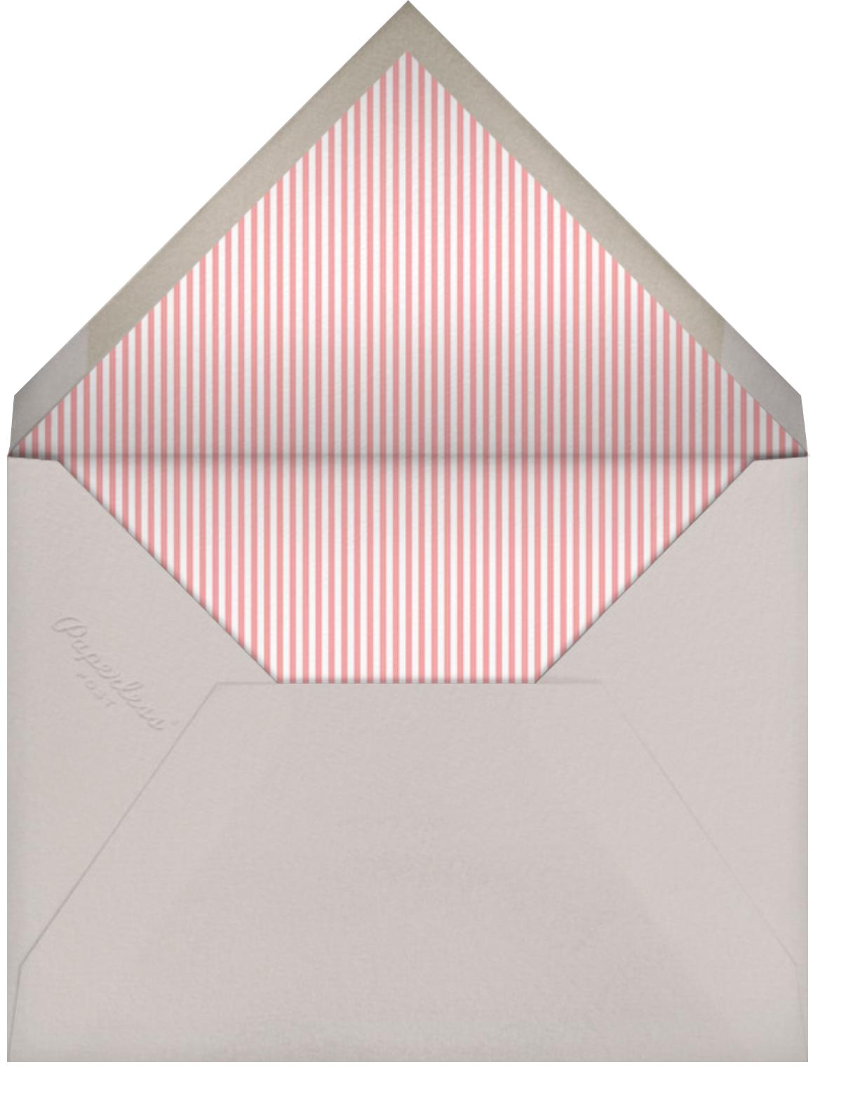 Little Heart Halo (Greeting)  - Little Cube - Valentine's Day - envelope back