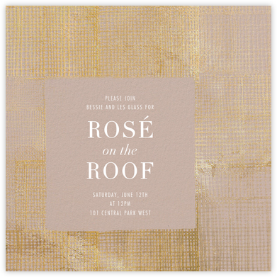 Verse - Rose/Gold - Kelly Wearstler -