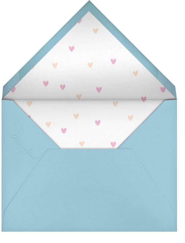 Postmouseter - Little Cube - Kids' stationery - envelope back