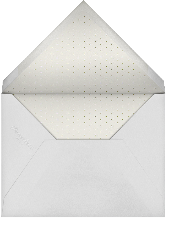 Cirque (Thanks) - Pink - Paperless Post - Thank you - envelope back