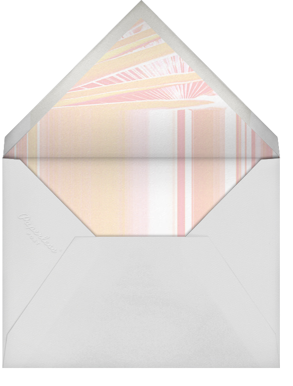 Palm Thatch - Paperless Post - Glitch - envelope back