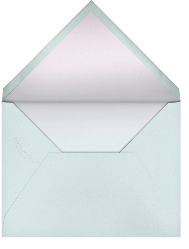 Malibu Haze - Paperless Post - Adult birthday - envelope back