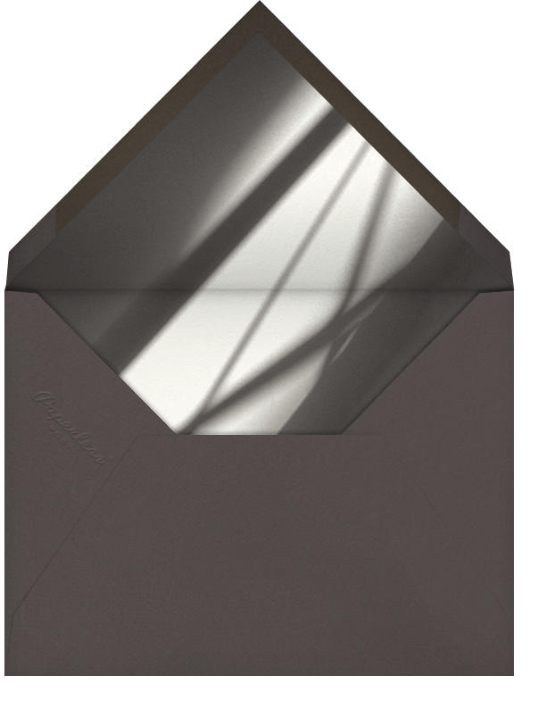Block Island, 4pm - Green - Paperless Post - Housewarming - envelope back