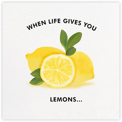 Lemon Twist - Derek Blasberg -