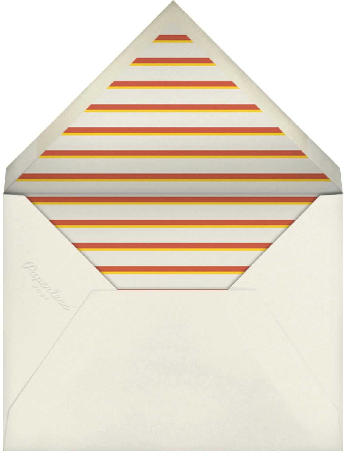 Olé Olé Olé - Paperless Post - Sorority events - envelope back