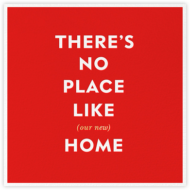 New Home - kate spade new york - Online greeting cards