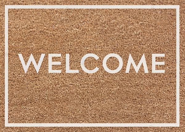 Welcome Mat (Invitation) - kate spade new york -