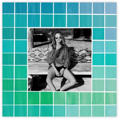 Chromatic (Photo) - Blue - Kelly Wearstler - Kelly Wearstler