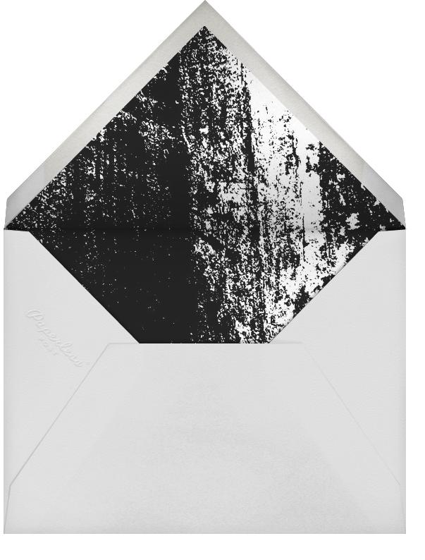 Chromatic (Multi-Photo) - Blue - Kelly Wearstler - Adult birthday - envelope back