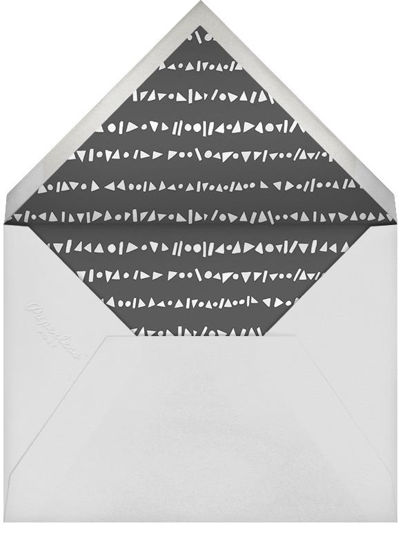 Streamer Shapes (Invitation) - Metallic - Paperless Post - All - envelope back