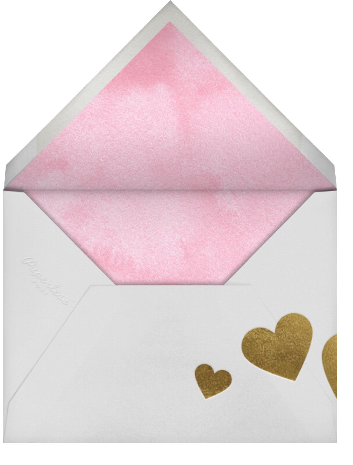 Heart in Bloom - Paperless Post - Envelope