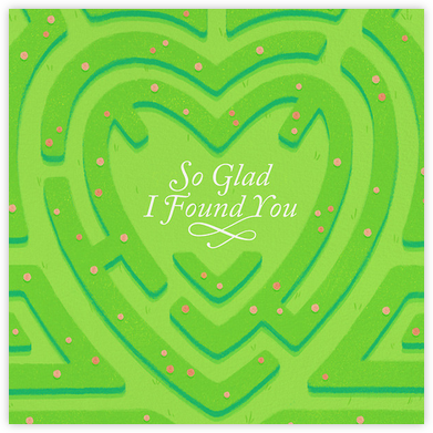 Found You - Paperless Post - Valentine's Day Cards