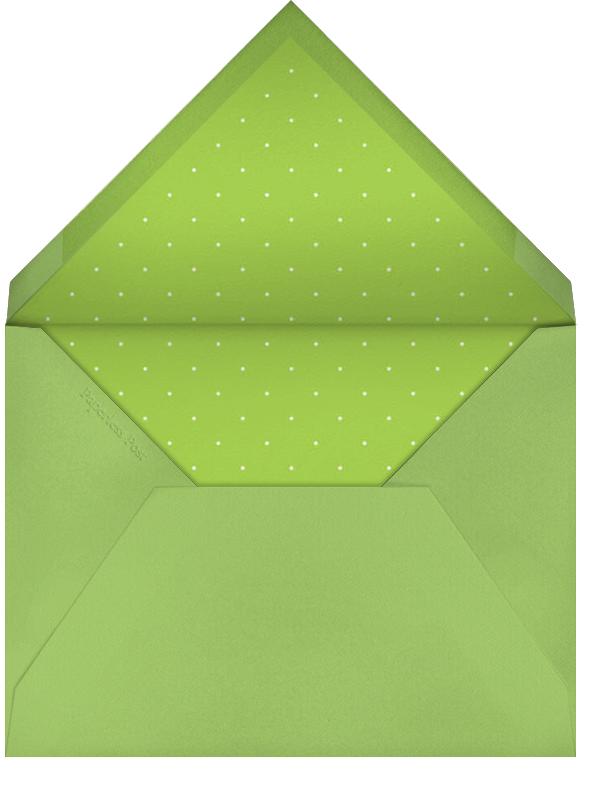 Quad - Capri - Paperless Post - Baptism  - envelope back