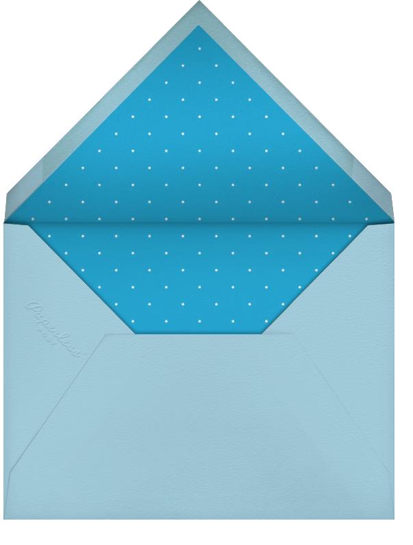 Quad - Lemon Drop - Paperless Post - Envelope