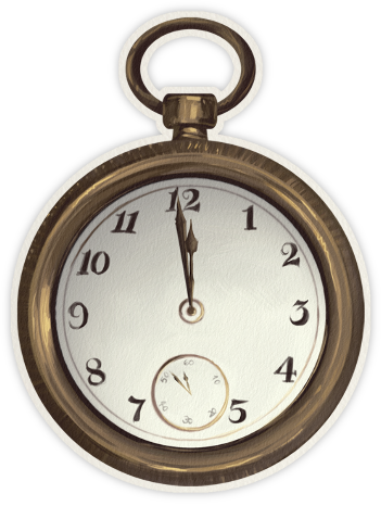 Pocketwatch  - Paperless Post -