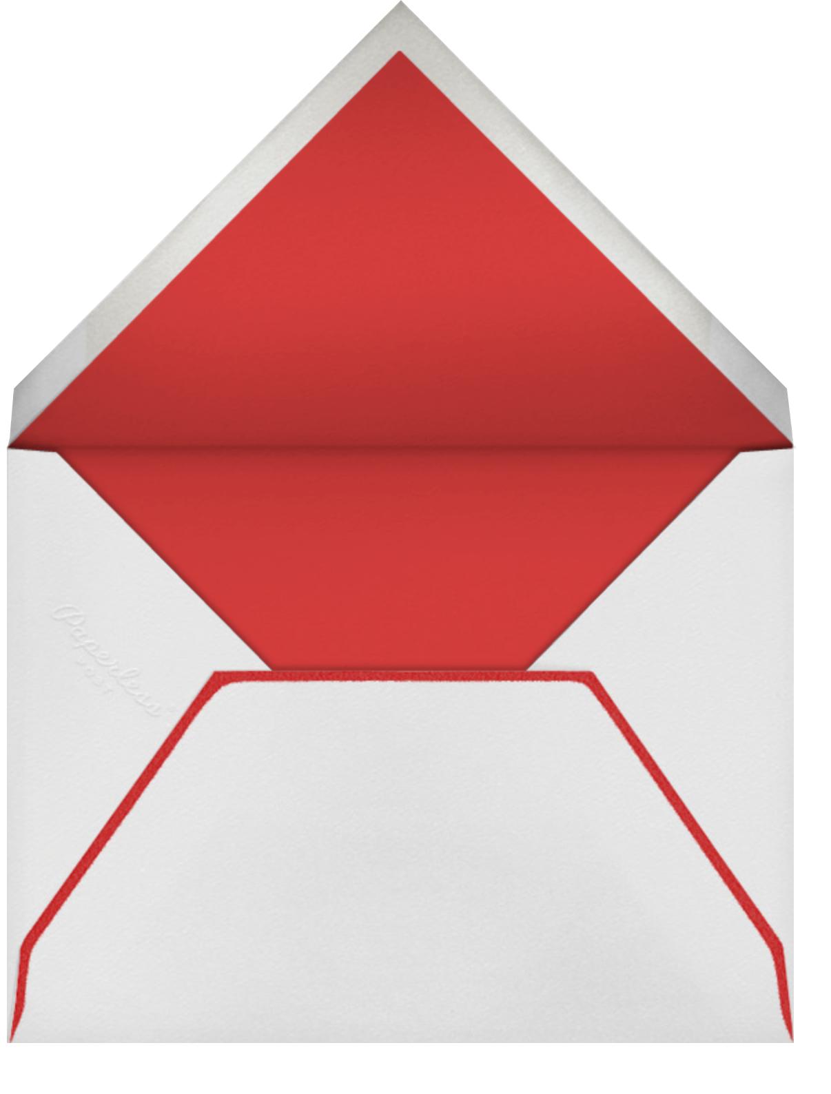 Mom and Me (Blanca Gomez) - Fair - Red Cap Cards - Envelope