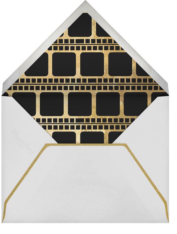 Reel Talk - Paperless Post - Viewing party - envelope back