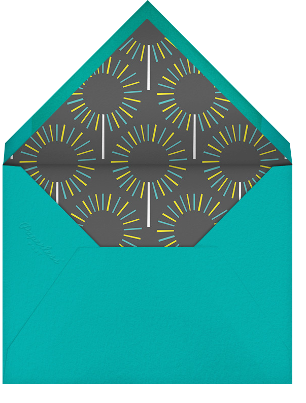 Year of the Sparkler - Lagoon - Paperless Post - Envelope
