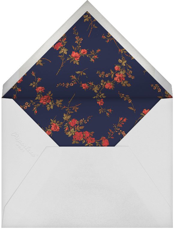 Elizabeth Moonlight (Stationery) - Liberty - Envelope