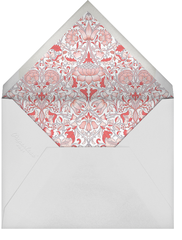 Lodden (Save the Date) - Pink - Liberty - Envelope