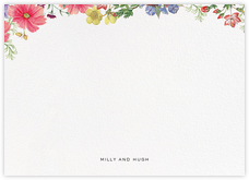 Archival Florals (Stationery)