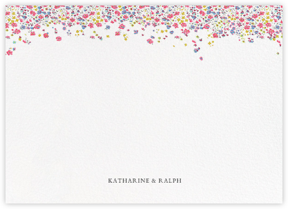 Phoebe (Stationery) - Liberty - Personalized Stationery