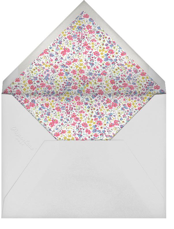 Phoebe (Stationery) - Liberty - Personalized stationery - envelope back