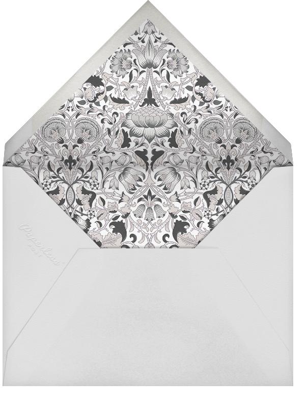Lodden (Invitation) - Gray - Liberty - All - envelope back