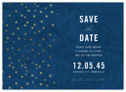 Celeste (Save the Date) - Paperless Post - Save the date cards and templates