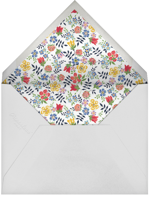 Edenham - Ivory - Liberty - Envelope