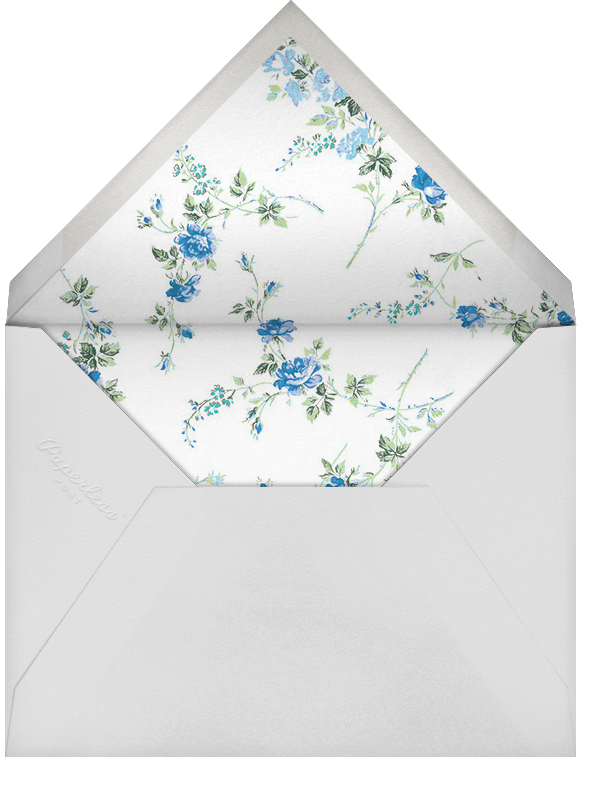 Elizabeth Daylight (Invitation) - Liberty - All - envelope back