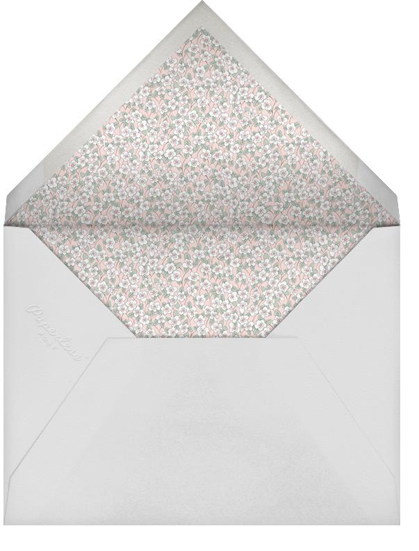 Ffion (Stationery) - Meringue - Liberty - Envelope
