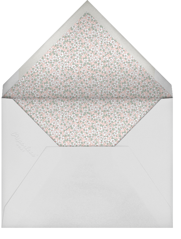 Ffion - Meringue - Liberty - Envelope