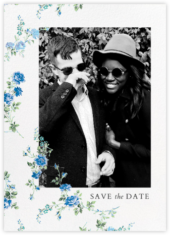 Elizabeth Daylight (Photo Save the Date) - Liberty - Save the dates