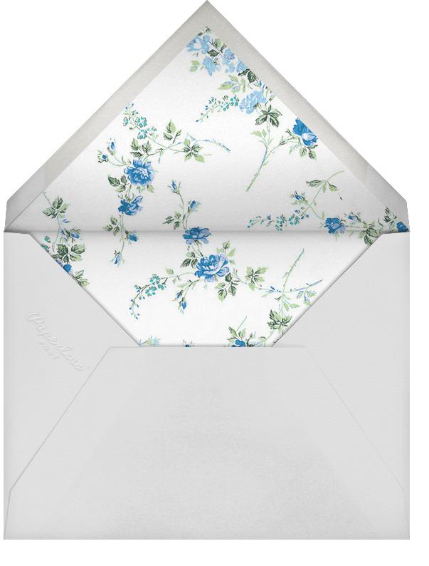 Elizabeth Daylight (Photo Save the Date) - Liberty - Photo  - envelope back