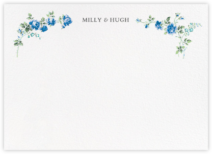 Elizabeth Daylight (Stationery) - Liberty - Liberty London wedding stationery