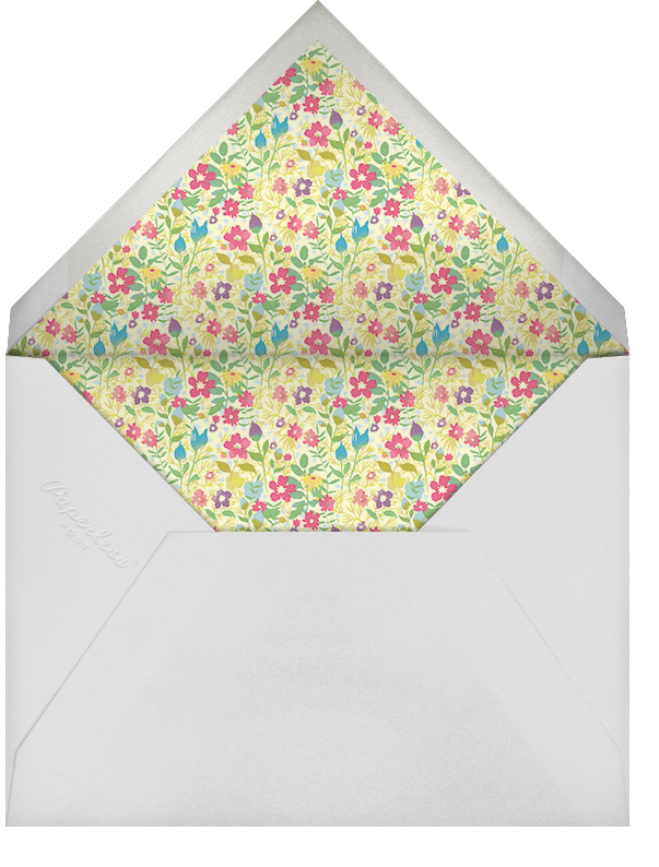Rochester - Liberty - Envelope