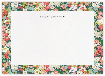 Thorpe (Stationery) - Liberty - Liberty London wedding stationery