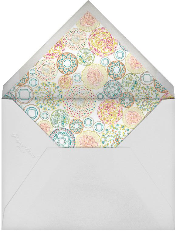 Willow - Liberty - General entertaining - envelope back