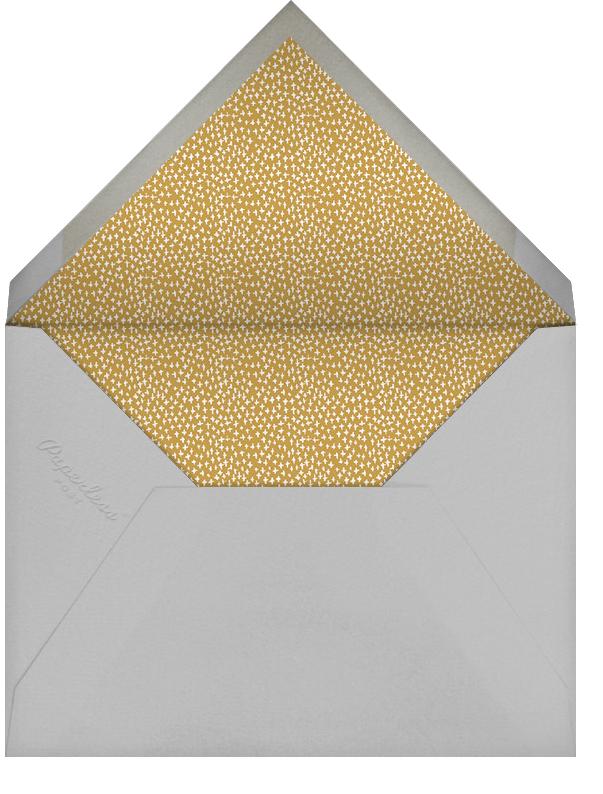 Miss Gigi (Stationery) - Metallic - Mr. Boddington's Studio - Envelope