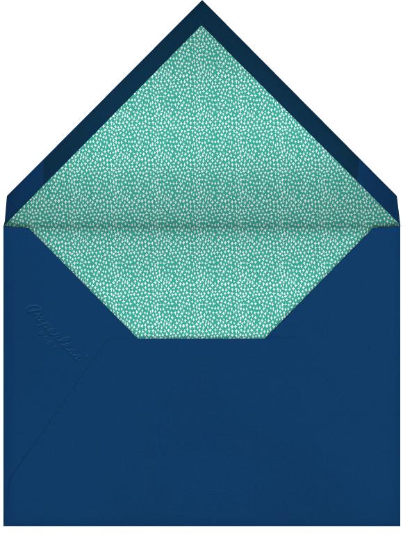 Miss Violet (Save the Date) - Mr. Boddington's Studio - Save the date - envelope back