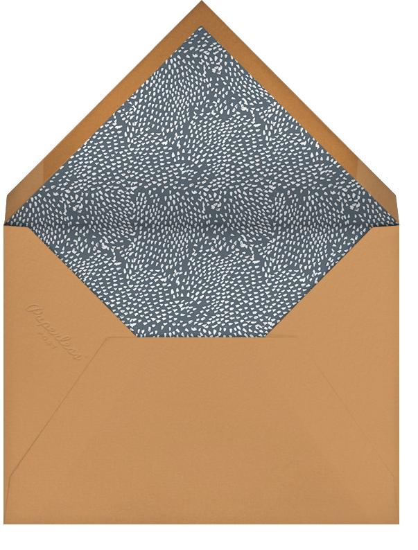 Miss Windy City (Save the Date) - Mr. Boddington's Studio - Save the date - envelope back
