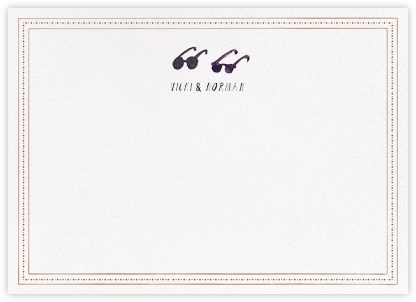 Mr. Hollywood (Stationery) | null