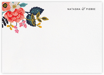 Birch Monarch Suite (Stationery) - Rifle Paper Co. - Online Cards