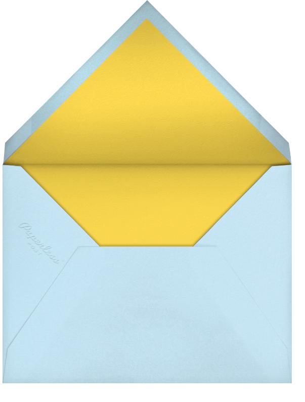Birthday Mate (Lizzy Stewart) - Red Cap Cards - Birthday - envelope back