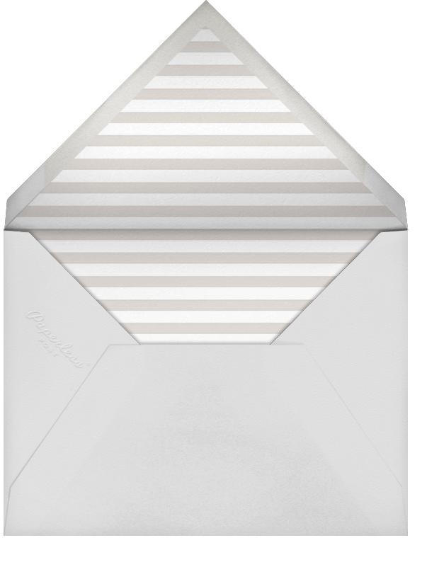 Sip & See (Photo) - Osyter - Paperless Post - Baby shower - envelope back