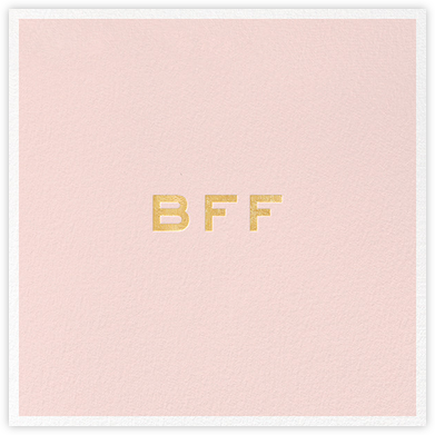 Bridesmaid BFF - kate spade new york - Kate Spade invitations, save the dates, and cards
