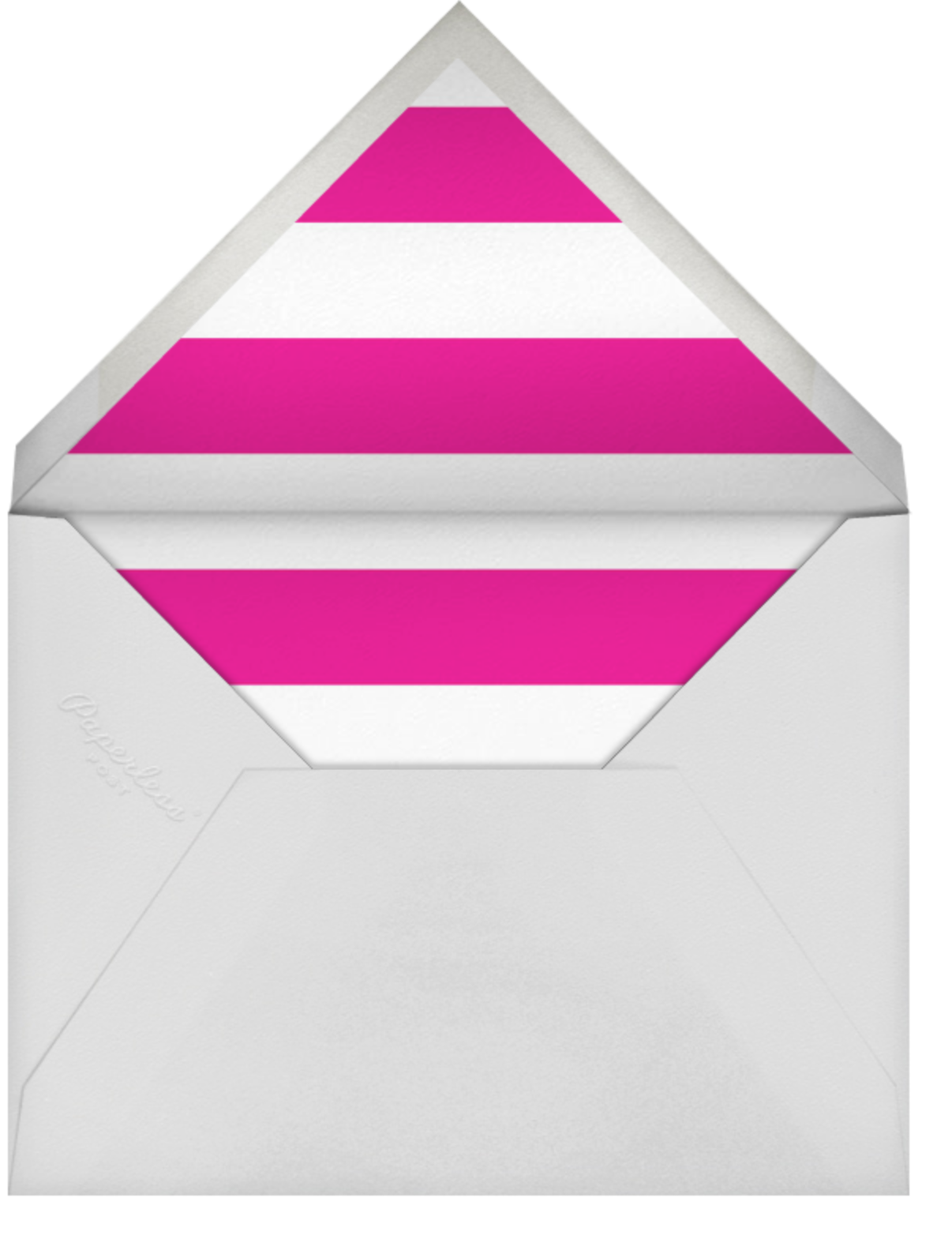 Name Tag - Pink - kate spade new york - kate spade new york - envelope back