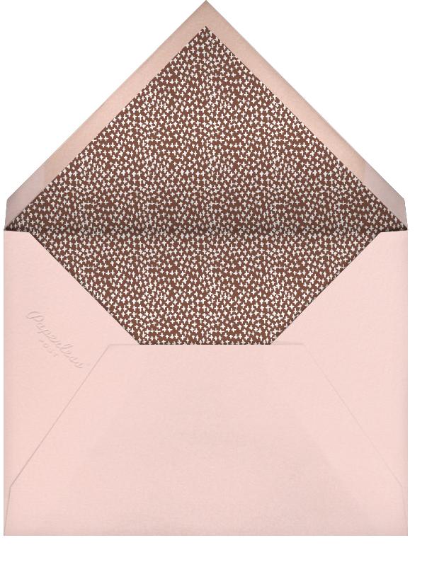 Mr. Chili Wills (Stationery) - Mr. Boddington's Studio - Personalized stationery - envelope back
