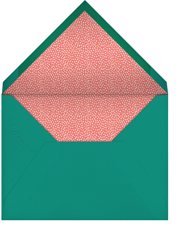 Mr. Juniper (Invitation) - Mr. Boddington's Studio - All - envelope back